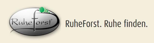 Waldbestattung im RuheForst Rostocker Heide.